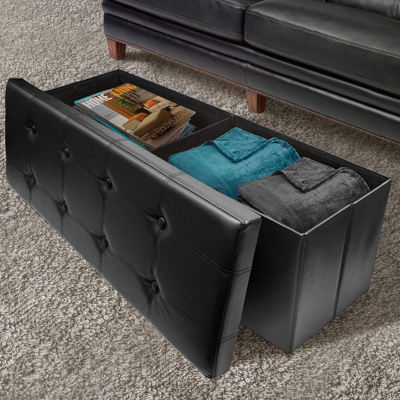 Sorbus Storage Bench Chest