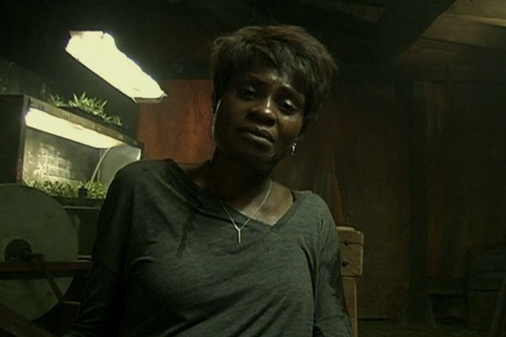 Adina Porter as Lee.
