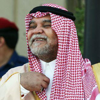 Prince Bandar bin Sultan bin Abdul Aziz