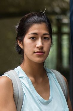 "Emma Sulkowicz, ""Mattress Girl."""