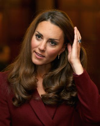 Kate Middleton, mom-to-be?