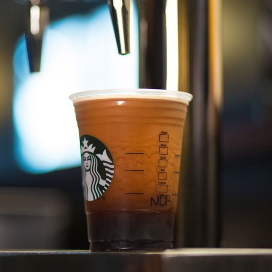 Starbucks Introduces Nitro Cold Brew Grub Street