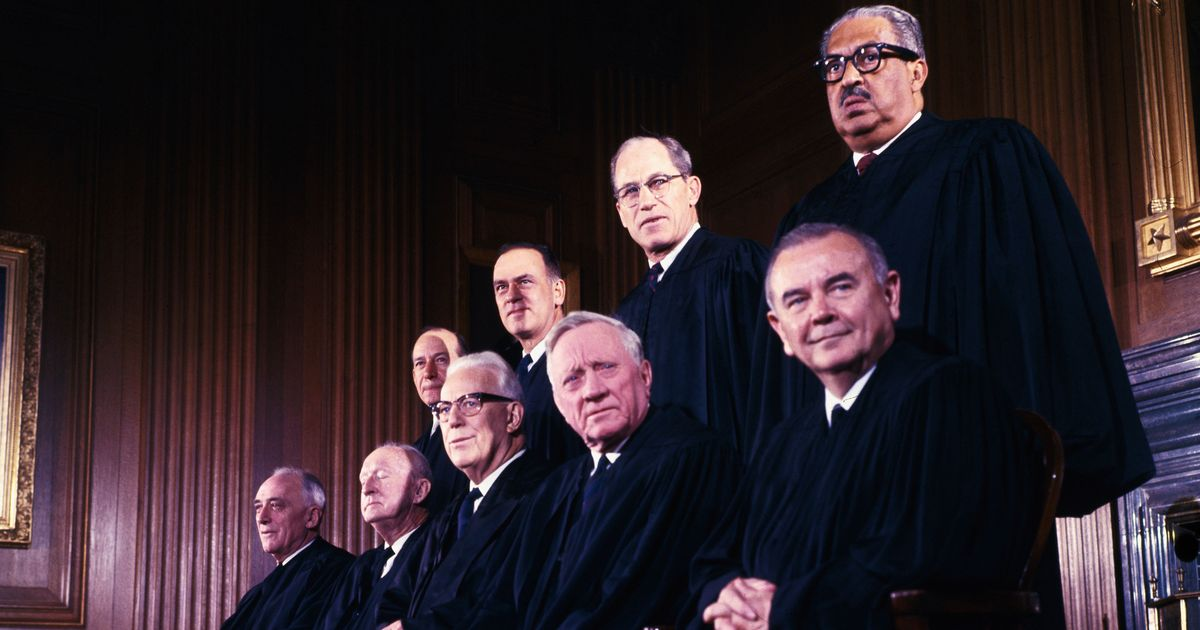 warren rehnquist effects major court cases law enforcement today The impact of new justices: the us supreme court and criminal justice policy by christopher e smith i introduction the supreme court is an important policy-making institution.