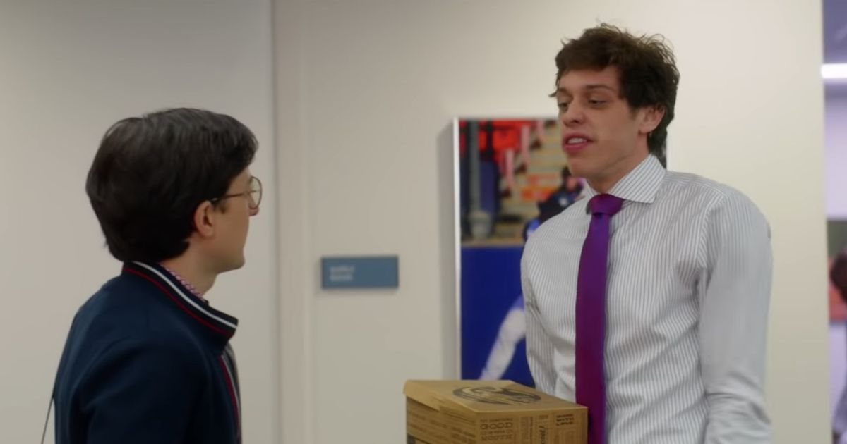Pete Davidson Very Clear About What Men Want In New Trailer