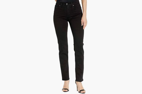 Levi's Women's 724 High-Rise Straight Jeans