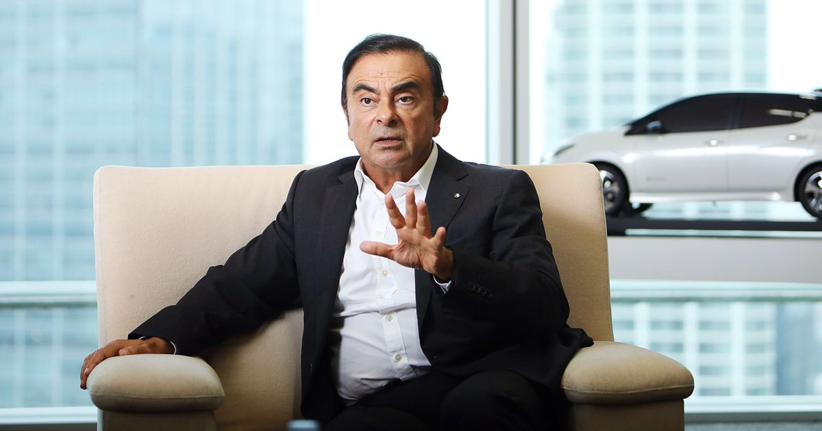Nissan Is a Corporate Governance Nightmare