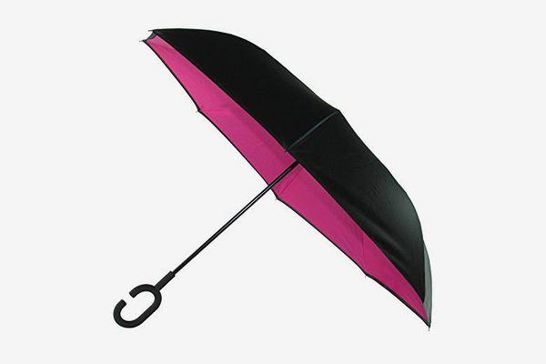 Shedrain Reverse Closing UnbelievaBrella Umbrella
