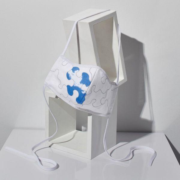 MOCA Mask: Yoko Ono