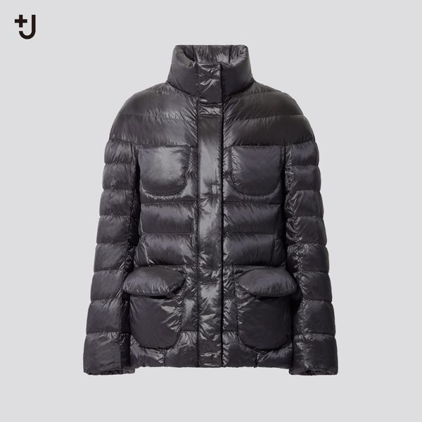 +J Ultra Light Down Jacket