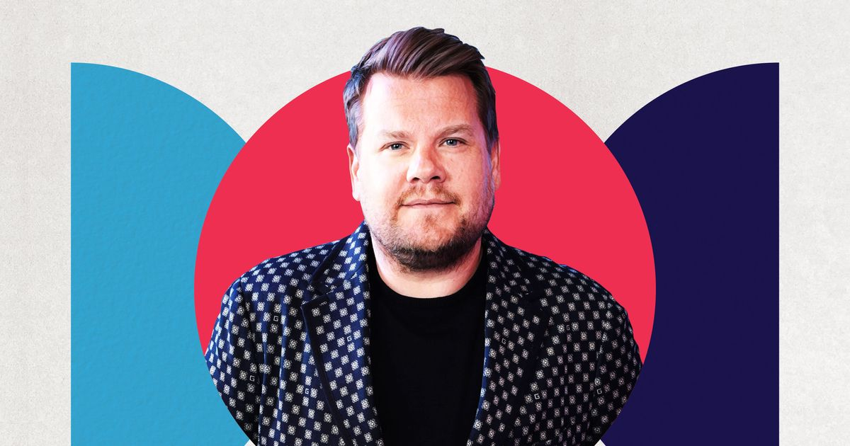 James Corden on Hosting The Late Late Show: No Day But Today