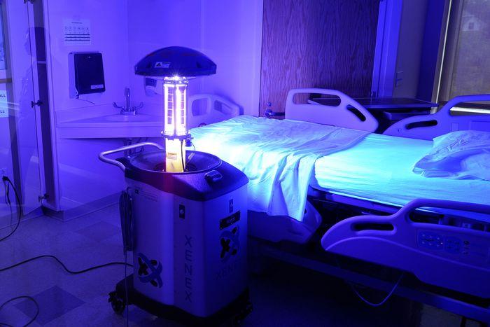 zařízení pro UV záření