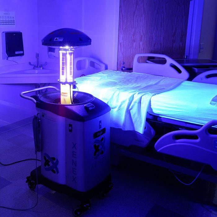 Cleanliness UV 9 LED Hygiene Light//Lamp Infection Virus Disease