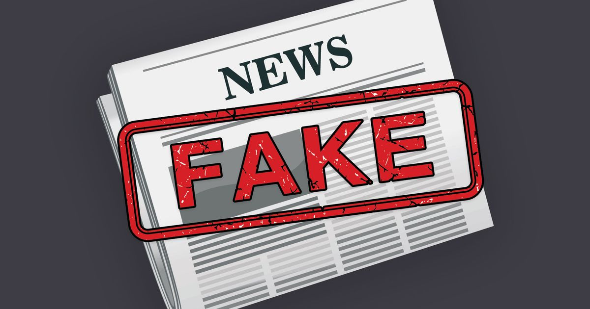A Helpful List of Fake-News Sites to Watch Out for on Facebook