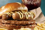 McDonald's Sausage Double Beef Burger Is Real, But Why?