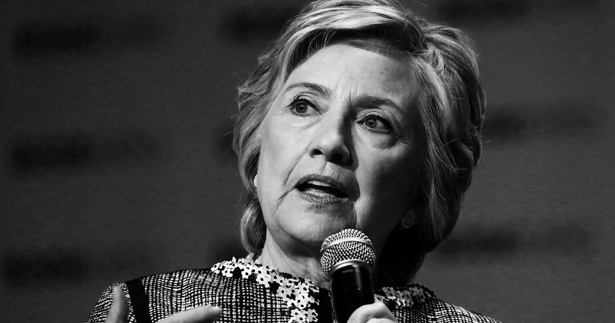Hillary Clinton Suggests Women Didn't Vote for Her Because of Men in Their Lives