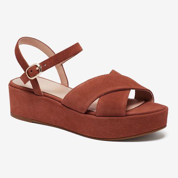 Kate Spade Bunton Wedge Sandals