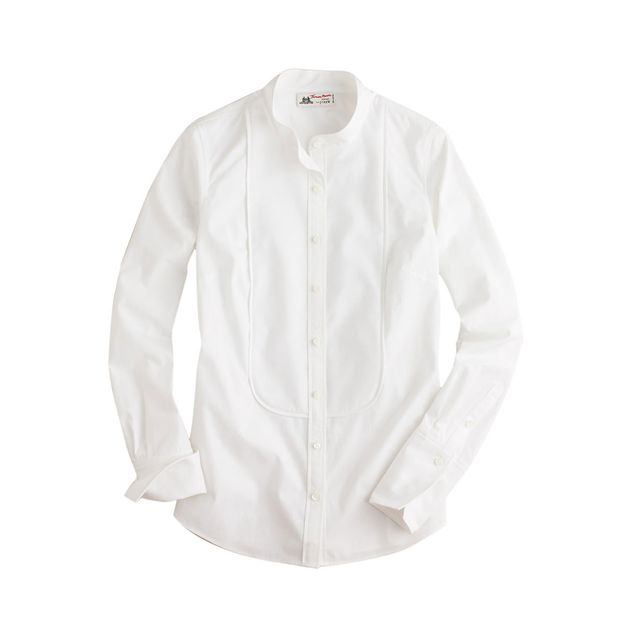 Photo 3 from The Tuxedo Shirt
