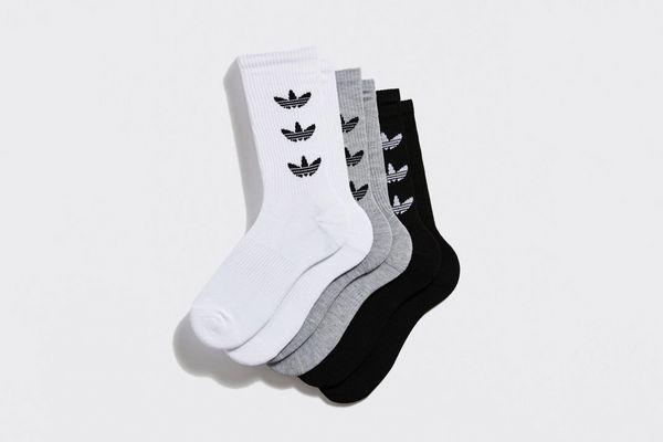 Adidas Originals Trefoil Logo Sock 3-Pack