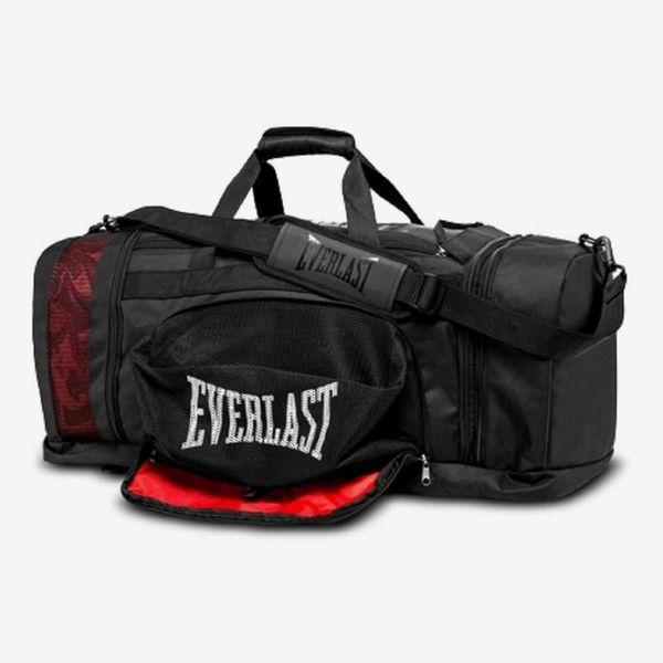 Everlast Contender Duffle Bag Black