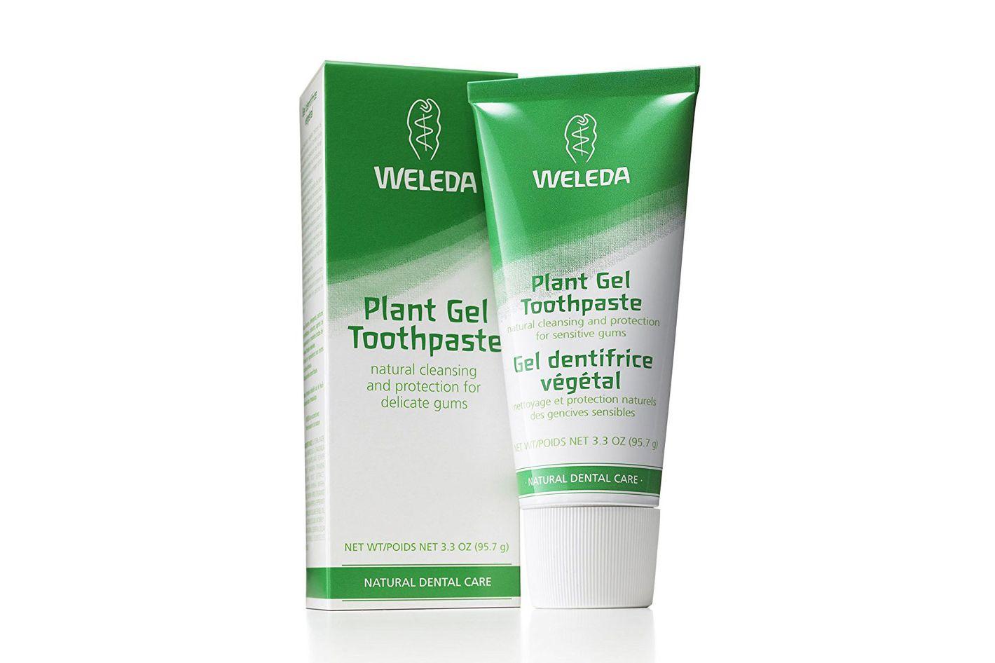 Weleda Plant Gel Toothpaste, 2-Pack