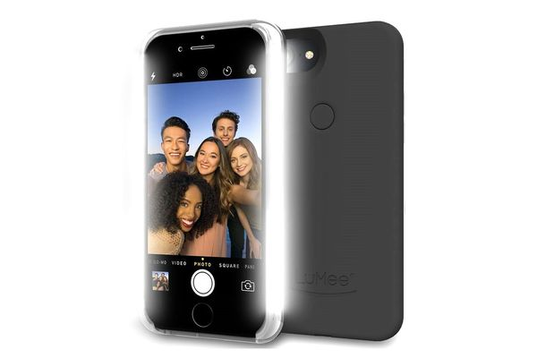 LuMee Two Cell Phone Case