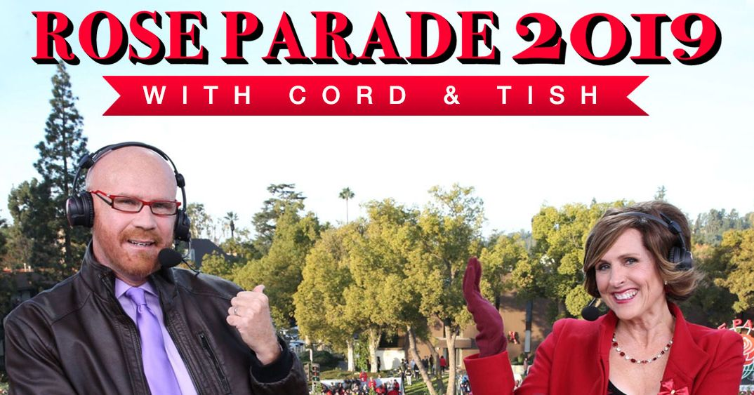 Will Ferrell And Molly Shannon To Cover The 2019 Rose Parade