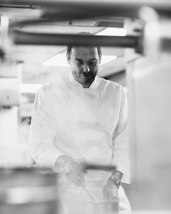 Daniel Humm, chef and owner at Eleven Madison Park