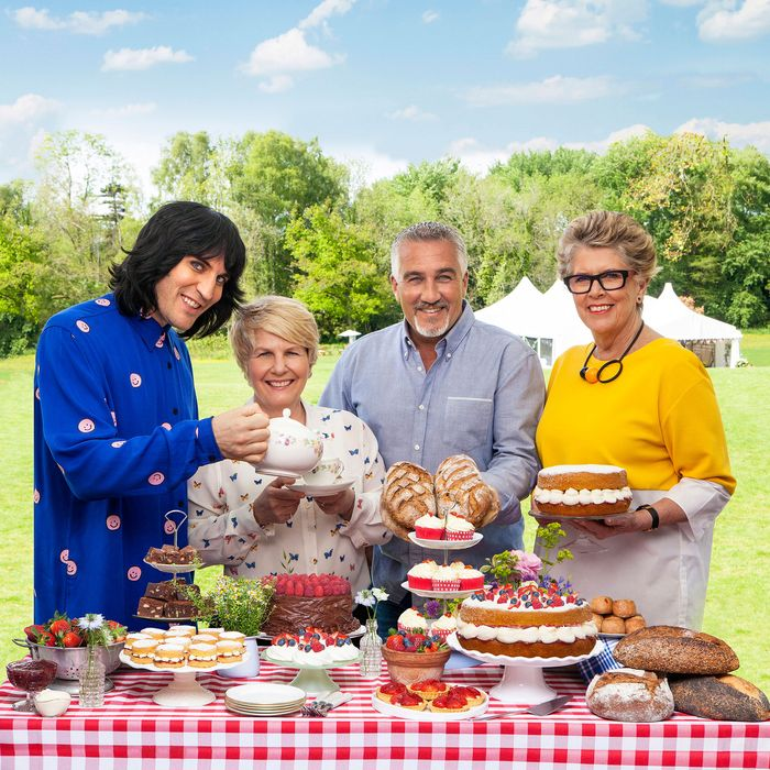 Review: The New 'Great British Baking Show' on Netflix