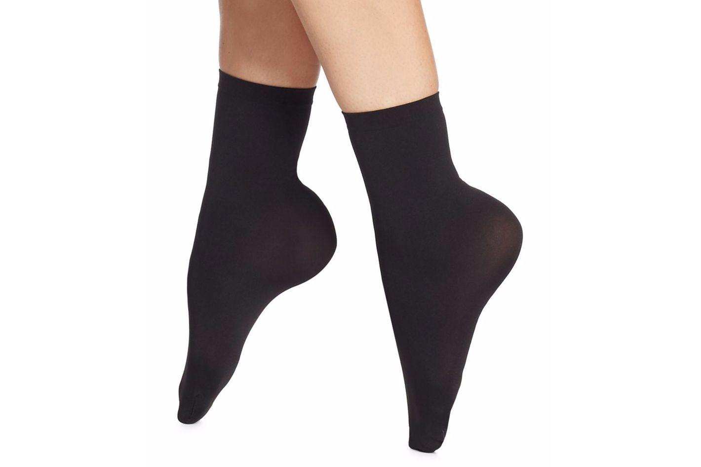 Wolford Velvet Ankle Socks