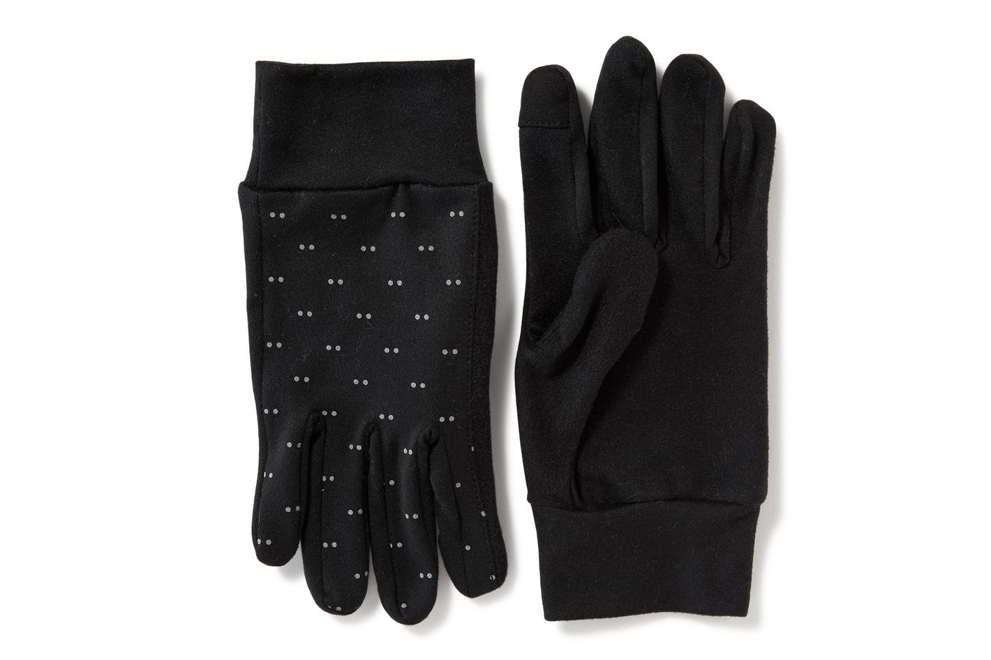 Old Navy tech tip running gloves
