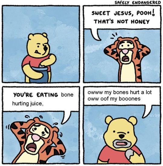 Look, 'Bone-Hurting Juice' Is a Meme Now