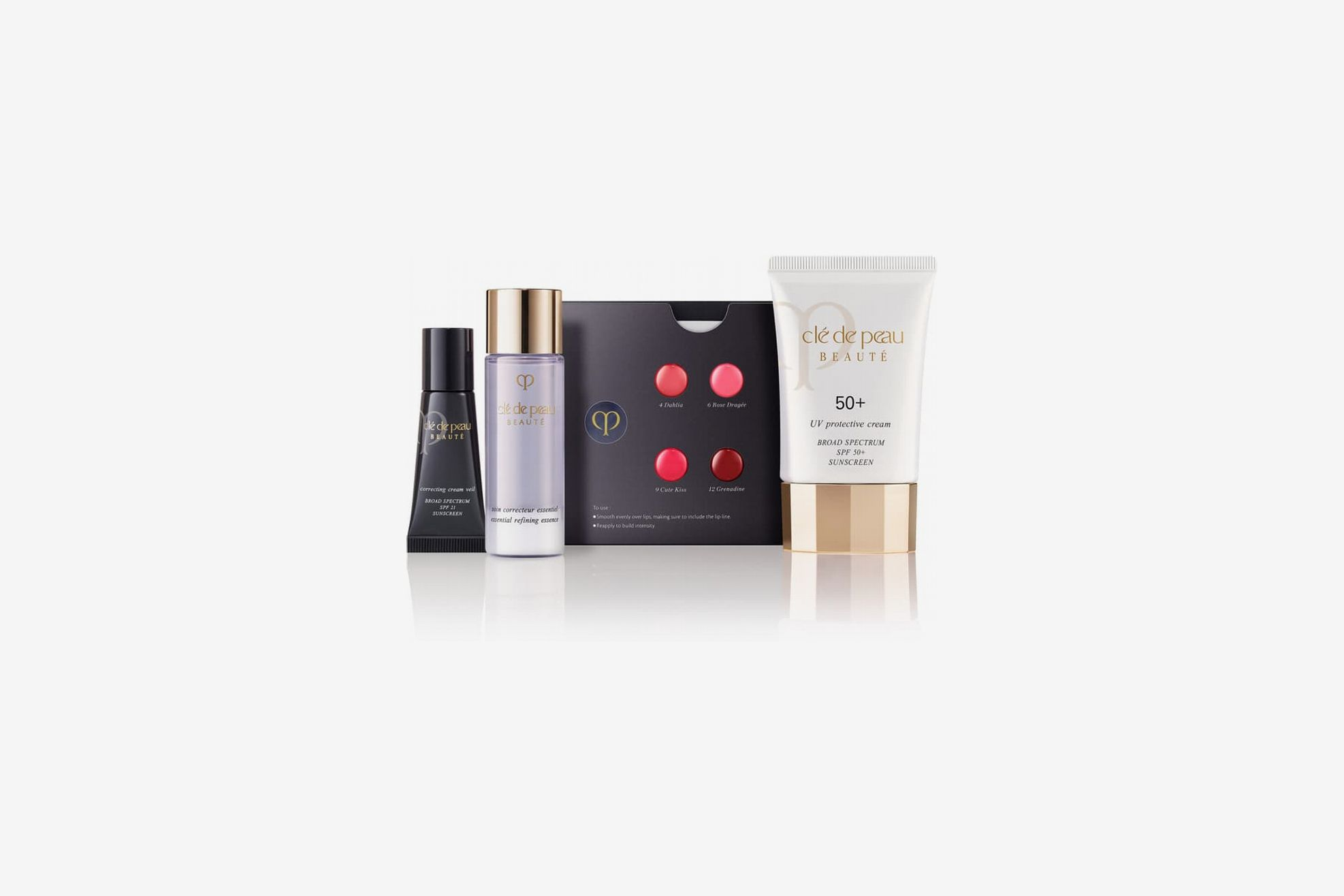 Clé de Peau Luxe UV Defense Collection