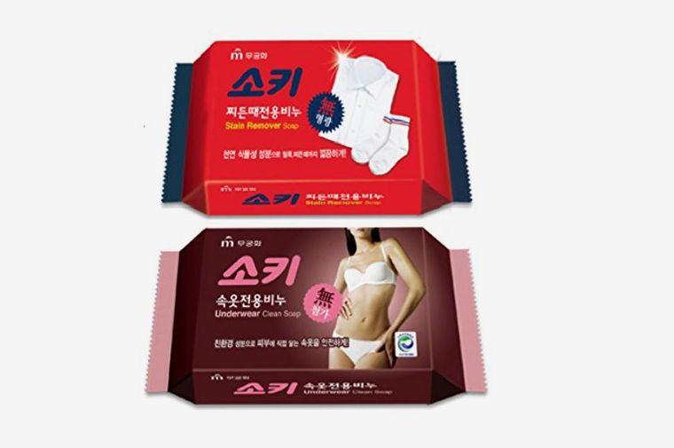 Soki Korean Premium Bar Soaps