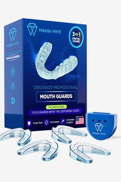 Protections dentaires professionnelles Paraiba White Dentance