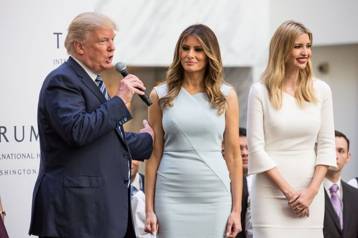 People Magazine Is Shamelessly Pandering to the Trump Family