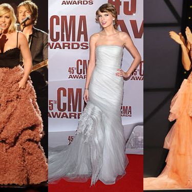 Natasha Bedingfield, Taylor Swift, and Carrie Underwood.