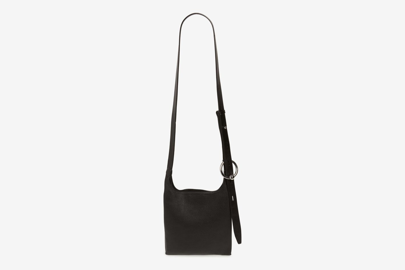 Rebecca Minkoff Small Karlie Leather Feed Bag