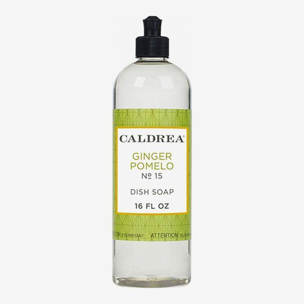 Caldrea Dish Soap, Ginger Pomelo