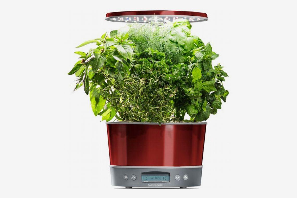 AeroGarden Harvest Elite 360 Garden System