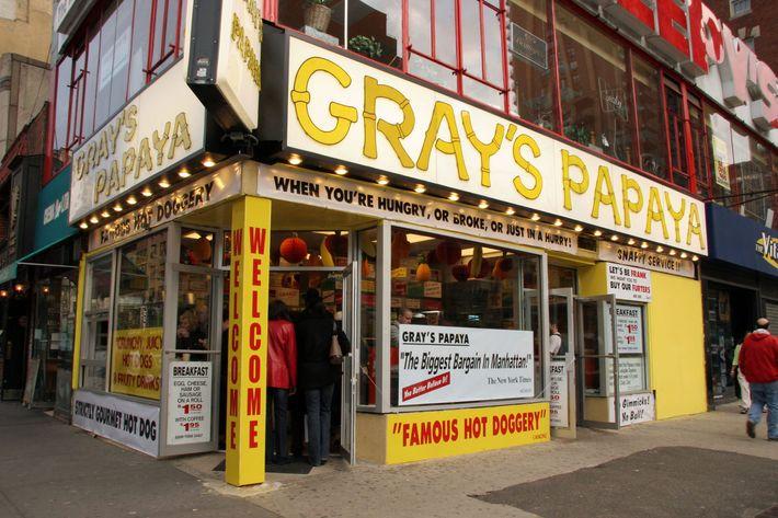 Grey Dog Restaurant Nyc Menu