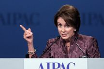 House Democratic Leader Nancy Pelosi(D-CA) in Washington DC, March 5, 2012.