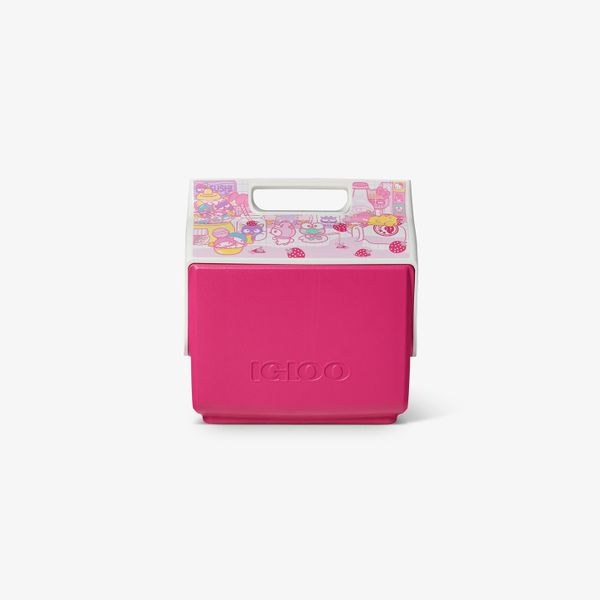 Hello Kitty and Friends Strawberry Milk Little Playmate 7 Qt Cooler