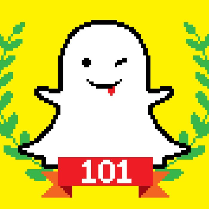 101 Snapchat Accounts You Should Follow Today