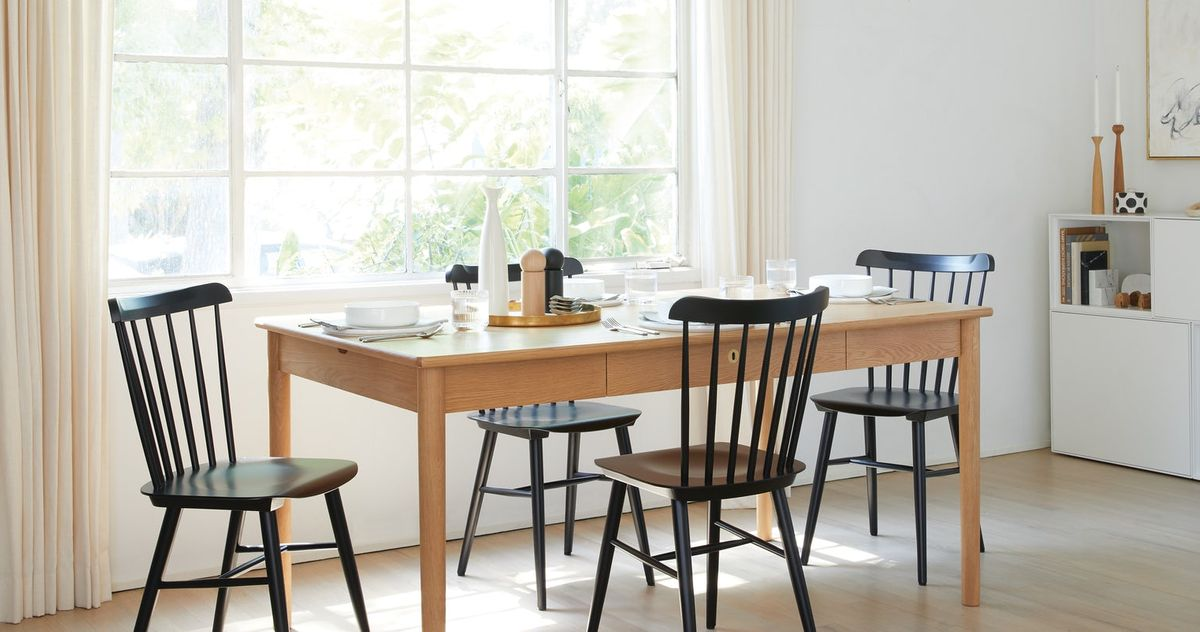 The Best Stylish Dining Chairs Under, Nice Dining Room Chairs