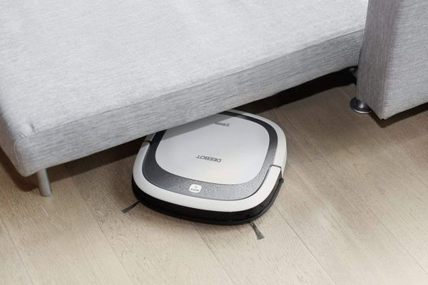 Ecovacs® Deebot Slim 2 Vacuum Cleaning Robot