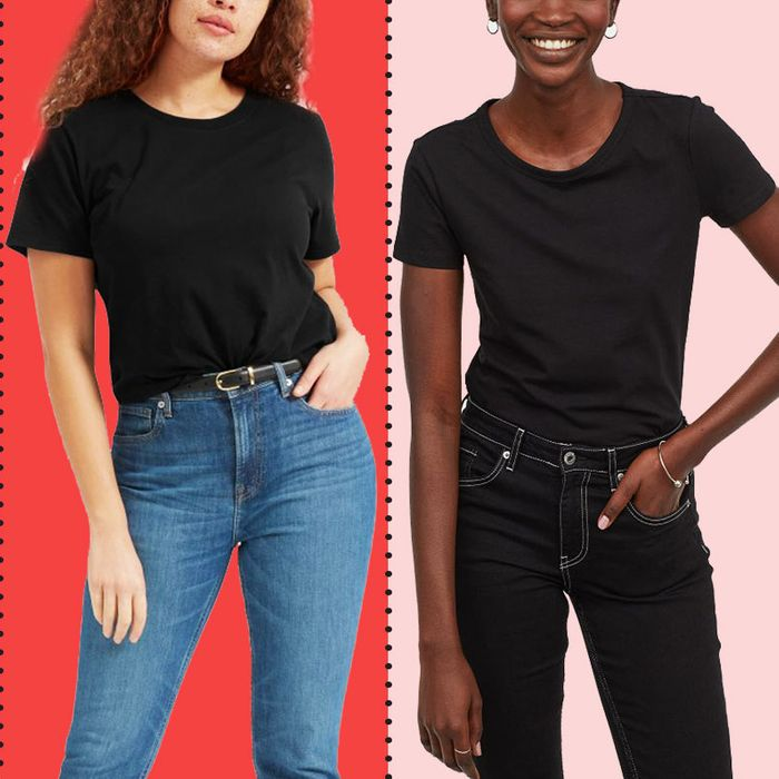 13abc9baea69d4 What's the Best Black T-Shirt for Women?