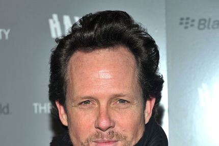 "Actor Dean Winters attends the Cinema Society & Blackberry Bold screening of ""Haywire"" at Landmark Sunshine Cinema on January 18, 2012 in New York City."