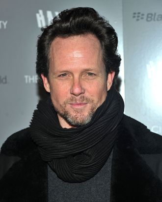 Actor Dean Winters attends the Cinema Society & Blackberry Bold screening of