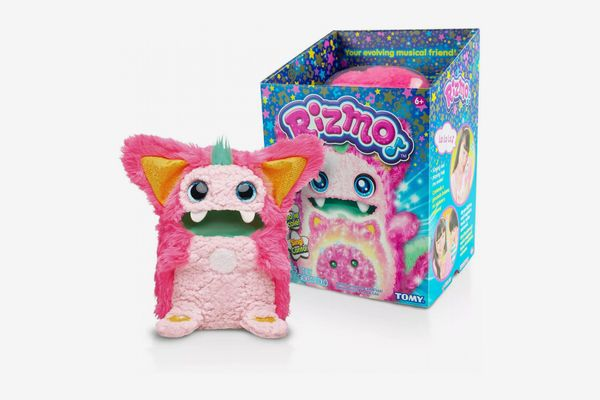 Rizmo Interactive Evolving Musical Plush Toy