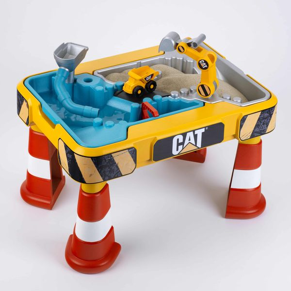 Theo Klein 3237 CAT Sand Play Table